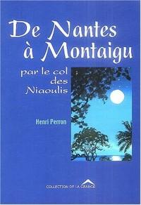 De Nantes à Montaigu par le col des Niaoulis