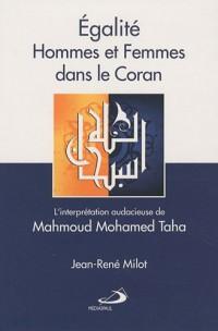 Egalité hommes et femmes dans le Coran