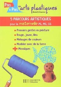 Parcours artistiques pour la maternelle