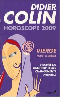 Vierge : Horoscope 2009