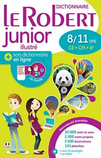 Le Robert Junior Illustré & son dictionnaire en ligne