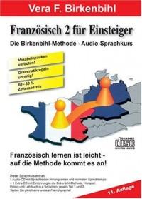 Französisch für Einsteiger 2. CD mit pdf-Handbuch auf CD-ROM