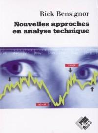 Nouvelles approches en analyse technique