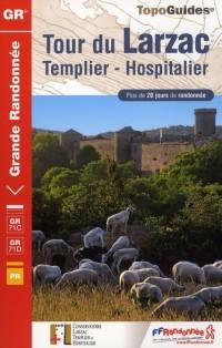 Tour du Larzac, Templier - Hospitalier