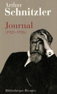 Journal (1923-1926)
