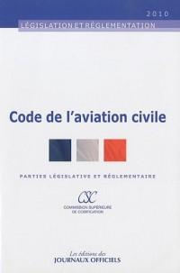 Code de l'aviation civile - Brochure 20001