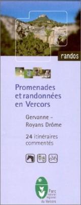 Cartoguide : Gervanne-Royans Drôme