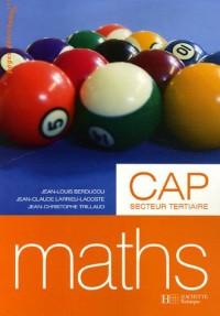 mathematiques cap tertiaire (edition 2006)