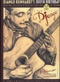 Reinhardt django 100th anniversaire 81 themes tab + CD