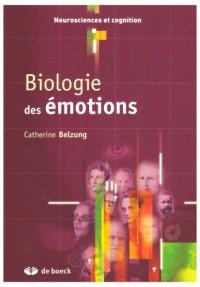 Biologie des émotions