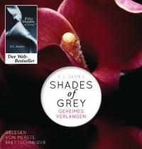 Shades of Grey(1)-Geheimes Verlangen [Import allemand]
