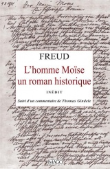L'Homme Moise, un Roman Historique (Inedit), Sigmund Freud