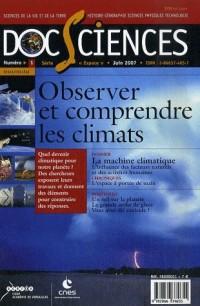 DocSciences N° 1, juin 2007 : Observer comprendre les climats