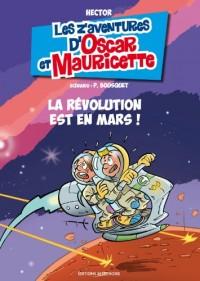La révolution est en Mars