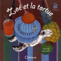 Zoé et la tortue