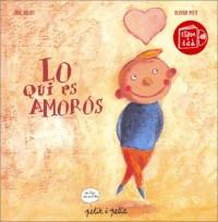 Lo qui es amorós, édition en occitan (1 livre + 1 CD)