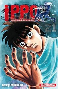 Ippo - saison 5, Dans l'ombre du champion - tome 21