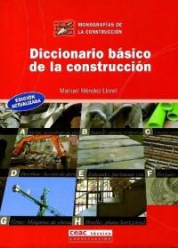 Diccionario básico de la construcción