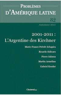 Problèmes d'Amérique latine n82