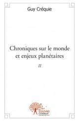 Chroniques Sur le Monde et Enjeux Planetaires