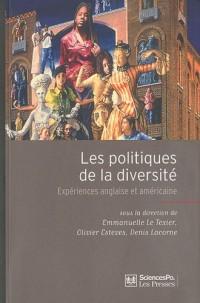 Les politiques de la diversité : Expériences anglaise et américaine