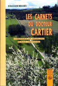 Carnets du Docteur Cartier