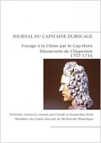Journal de Navigation du Capitaine Michel Dubocage