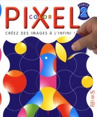 Pixel Color force 2 : Créez des images à l'infini !