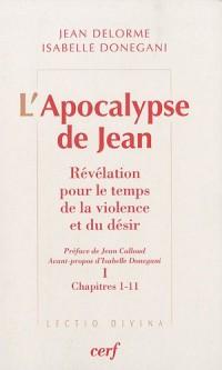 L'Apocalypse de Jean, t. I et II