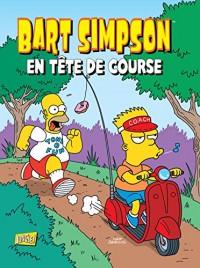 Bart Simpson, Tome 14 : en tête de course