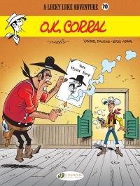 Lucky Luke - volume 70 The O.K. Corral
