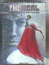 Collector Thorgal T15 Maitre des Montagnes (le) Edition Speciale