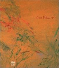 Zao Wou-Ki : Peintures, oeuvres sur papier, céramiques 1947-2007