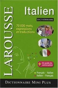 Mini dictionnaire français-italien, italien-français
