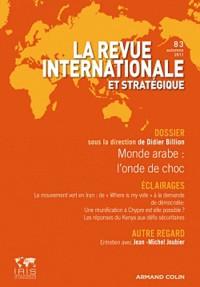 Les soulèvements du monde arabe: Revue internationale et stratégique, nº 83 (3/2011)