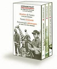 La Trilogie nantaise & de Loire-Atlantique (coffret en 3 volumes)
