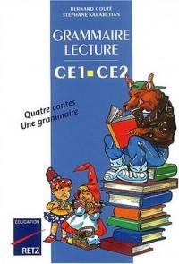 Grammaire-lecture CE1/CE2