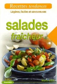 Salades fraîcheur