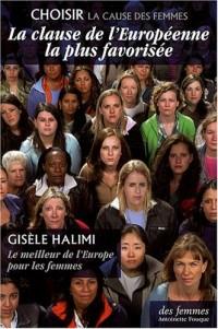 La clause de l'Européenne la plus favorisée : Le meilleur de l'Europe pour les femmes