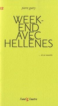 Week-end avec Hellènes