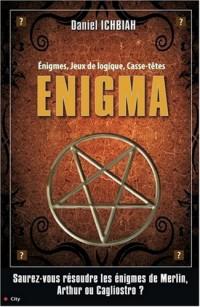 Enigma : 250 Enigmes, jeux de logique, casse-tête