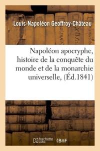 Napoleon Apocryphe  ed 1841