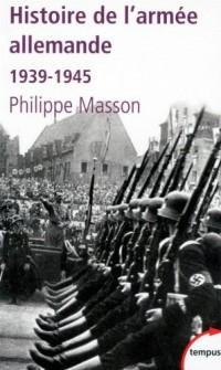 Histoire de l'armée allemande (1939-1945)