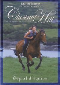 Chestnut Hill, Tome : Esprit d'équipe