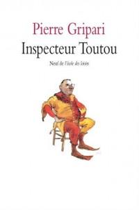 Inspecteur Toutou : pièce en un acte pour enfants : Crac ! Dans le sac ! Pièces pour marionnettes