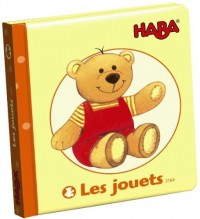 Haba - Livre cartonné - Les jouets