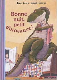 Bonne nuit, petit dinosaure !