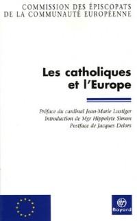 Les catholiques et l'Europe