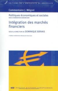 Intégration des marchés financiers