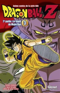 Dragon ball Z - Cycle 7 Vol.3 : La résurrection de Majin Buu